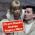 Vážení priatelia a priaznivci Divadla Andreja Bagara.