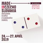 Prehliadka Made in Czechoslovakia prinesie úspešné predstavenia slovenských ačeských divadiel