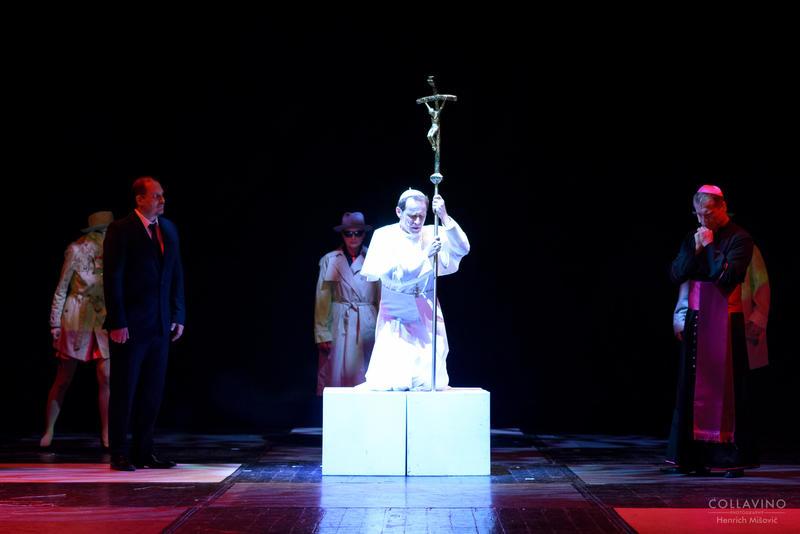 Pápež pre všetkých. Foto: DAB